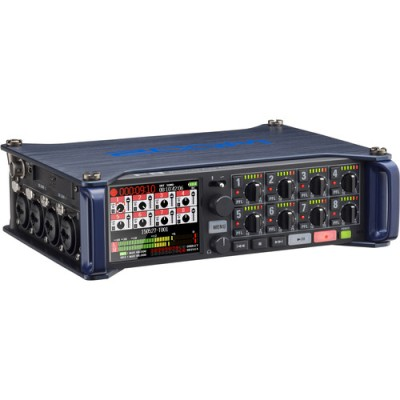 ریکوردر-صدا-Zoom-F8-Multi-Track-Field-Recorder