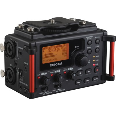 ریکوردر-صدا--Tascam-DR-60DmkII-4-Channel-Portable-Recorder-for-DSLR