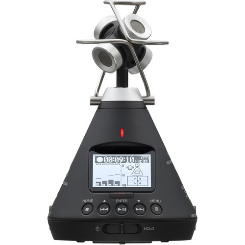 ریکوردر-صدا-360درجه-Zoom-H3-VR-Handy-Audio-Recorder-with-Built-In-Ambisonics-Mic-Array