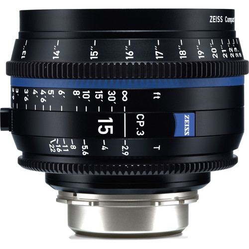 Zeiss-CP-3-15mm-T2-9-Compact-Prime-Lens-(Sony-E--Mount,-Feet)