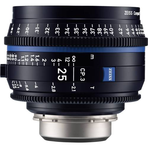 Zeiss-CP-3-25mm-T2-1-Compact-Prime-Lens-(Sony-E--Mount,-Feet)