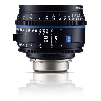 Zeiss-CP-3-XD-85mm-T2-1-Compact-Prime-Lens-(PL-Mount,-Feet)----MFR---2178-028