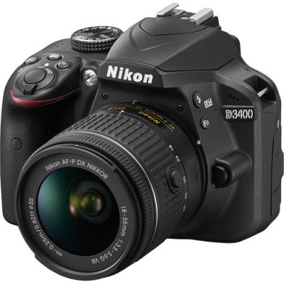 دوربین-نیکون--Nikon-D3400-DSLR-Camera-with-18-55mm-Lens-AFP