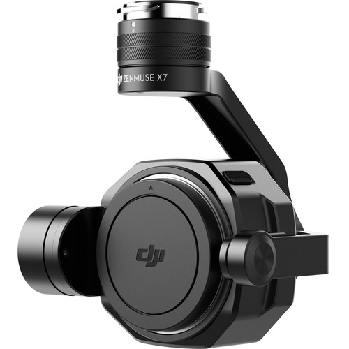 گیم-بال-دوربین-DJI-Zenmuse-X7-Camera-and-3-Axis-Gimbal