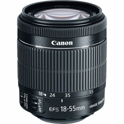 لنز-کانن-Canon-EF-S-18-55mm-f-3-5---5-6-IS-STM-Kit-Lens