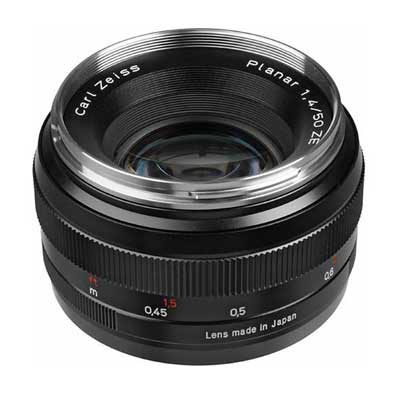 Zeiss-Normal-50mm-f-1-4-ZE-Planar-T*-Manual-Focus-Lens-for-Canon