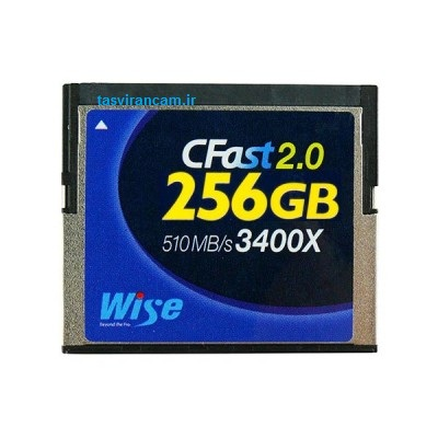 مموری-Wise-Advanced-CFAST-2-0-256GB