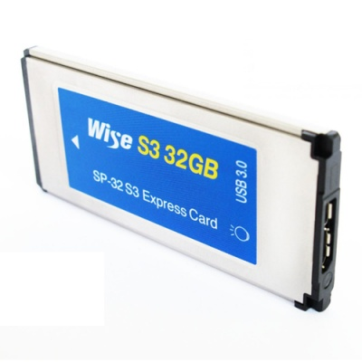 مموری-Wise-S3-Express-Card-32GB