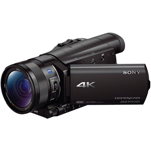 Sony-FDR-AX100-4K-Ultra-HD-Camcorder