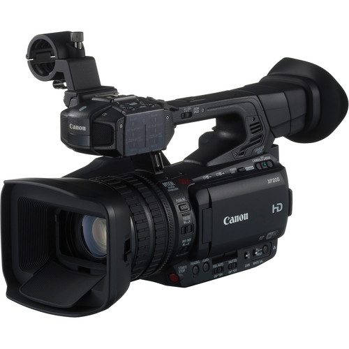 Canon-XF205-HD-Camcorder----MFR-9592B002