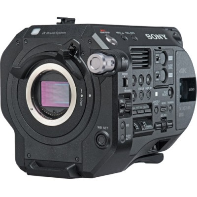 دوربین-سینمایی-سونی-Sony-PXW-FS7-M2-XDCAM-Super-35-Camera-System-BODY