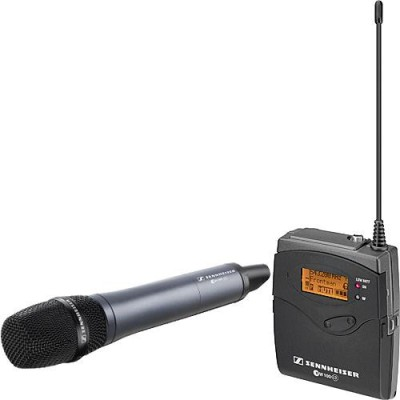 Sennheiser-ew-135-G3-with-835-Handheld-Mic