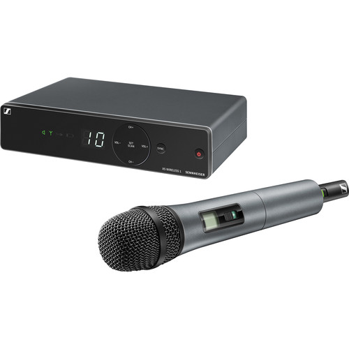 Sennheiser-XSW-1-825-A-UHF-Vocal-Set-with-e825-Dynamic-Microphone