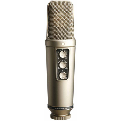Rode-NT2000-Variable-Pattern-Studio-Condenser-Microphone
