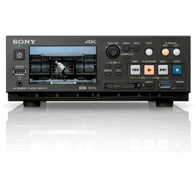 رکوردر--Sony-PMWPZ1-4K-SxS-Memory-Player