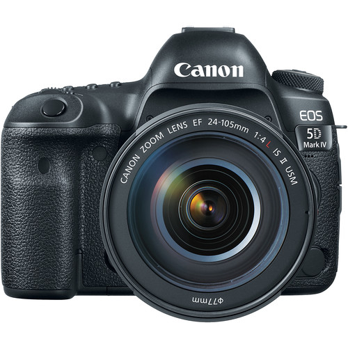دوربین-عکاسی-دیجیتال--Canon-EOS-5D-Mark-IV-DSLR-Camera-with-24-105mm-f-4L-II-Lens