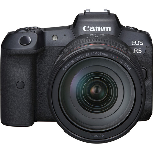 دوربین-دیجیتال--کانن-Canon-EOS-R5-Mirrorless-Digital-Camera-with-24-105mm-f-4L-Lens