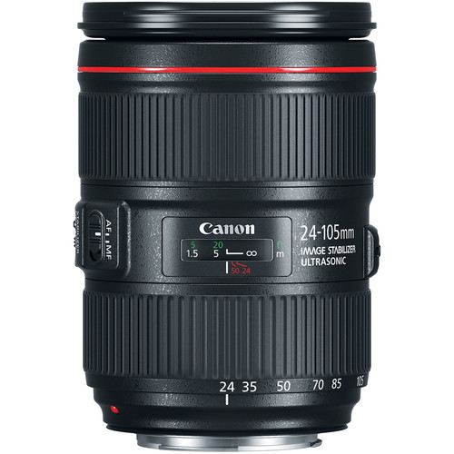 لنز-کانن-Canon-EF-24-105mm-f-4L-IS-II-USM-Lens