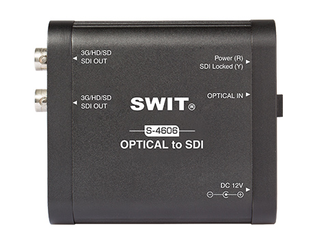Optical-to-SDI-Converter