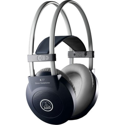 AKG-K-77-Circumaural-Closed-Back-Stereo-Headphones