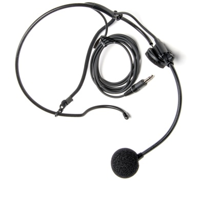هدست-Azden-HS-12-Unidirectional-Headset-Microphone